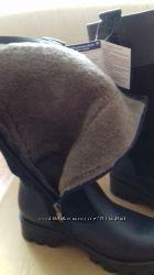 Сапоги кожаные зима для девочки Шаговита, размер 35, стелька 22, 5 см