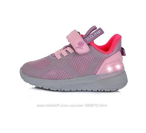 Кросівки D. D. Step з лед світлом, водонепроникні