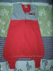 Пижама-спальный мешок HALO  флис 2-3 года