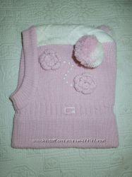 Зимний шлем TuTu для девочки р. 42-46