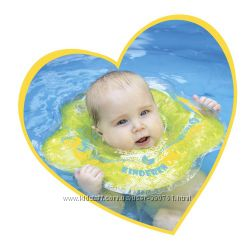 Круги для плавания на шею Kinderenok от рождения.
