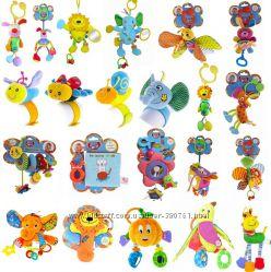 Детские подвесные игрушки Biba Toys биба тойс