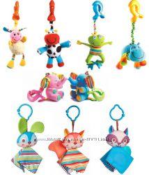 Подвесные игрушки для коляски и кроватки Tiny Love тине лаф