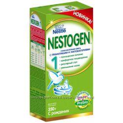 Детское питание ТМ Nestle Молочные смеси  Nestogen Нестле Неcтожен