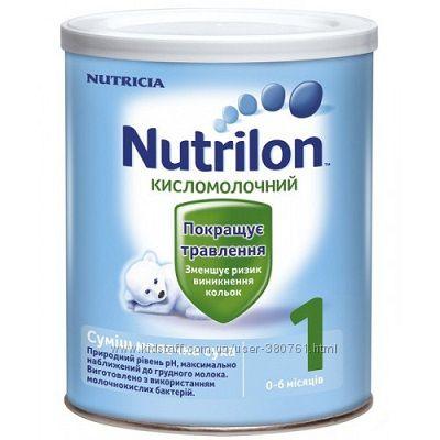 Молочная смесь Nutrilon  Кисломолочный 1 400 г