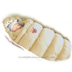 Спальный мешок Одеяло-трансформер 2в1 с рождения, комбинезон