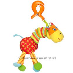 Развивающая игрушка Tiny Love Жираф с вибрацией