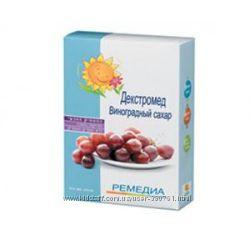 Виноградный сахар Декстромед продукт для детей с первого дня жизни. Remedia