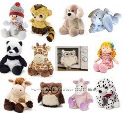 Мягкие игрушки-грелки для детей ТМ Intelex  Акция интелекс