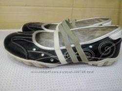 туфли балетки женские 36р