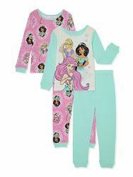 Пижамки на девочек Disney из США