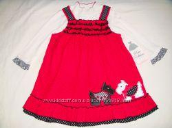 Вельветовые сарафаны, платья из США