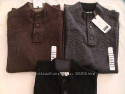 Свитера  мужские  Merino Wool новые  L,  XL из США