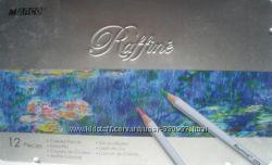карандаши Мarco Colorite Raffine Super writer Пегашка 6, 12, 24 36 шт аквар