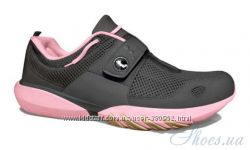 Кроссовки Glagla Charcoal-Pastel Pink