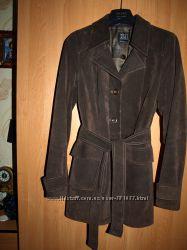 Замшевая курточка TILL KOG Collection, р-р XS. S