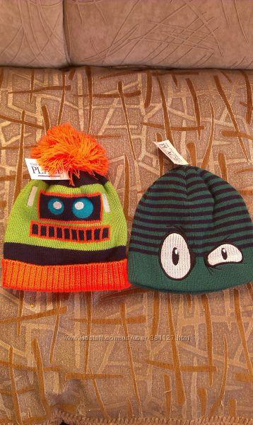 Демисезонные шапочки Childrens Place на 12-24
