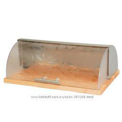 Хлебница MR1670S деревяная