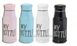 Новинка Цветной Термос My bottle 350 мл.