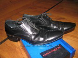 Мужские туфли CARLO PAZOLINI на 42 размер