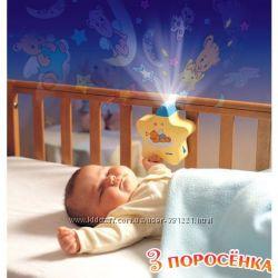 Ночник-проектор Музыкальная звездочка, Tomy