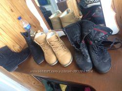 Ботинки сапоги 36-37 обмен по50