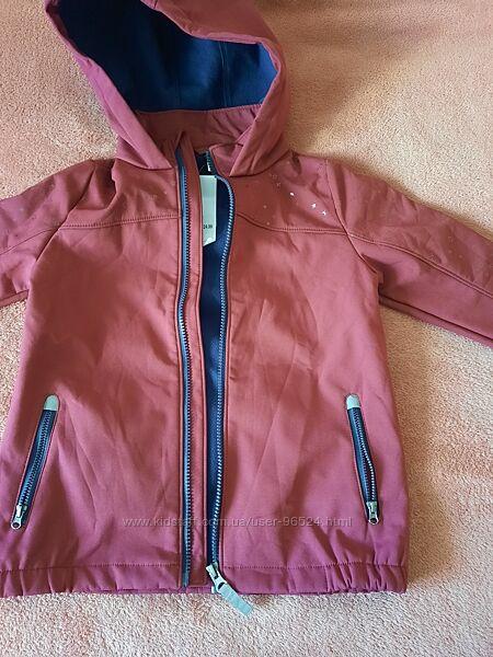куртка софтшелл Topolino р.134
