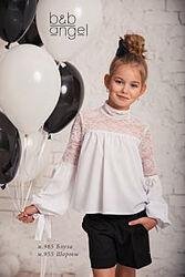 Нарядная блузка Baby angel