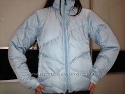 Лыжная куртка пуховик Columbia Titanium, р-р S, в идеале, после химчистки