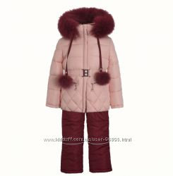 Donilo 4947 Б  зимний костюм оригинал c 116 по 128