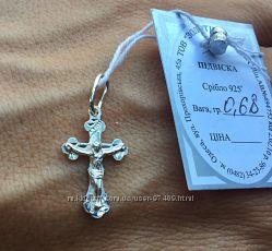 Сереберяный крест62464.