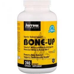 Jarrow Formulas, Bone-Up, усиленна формула кальция для костей,