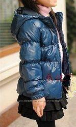 пуховая куртка BENETTON на 10-11 лет