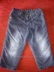 Утеплённые джинсы на флисе в очень хорошем состоянии, р 18М
