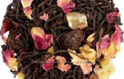 Чай ваговий. Композиції на основі Чорного чаю.