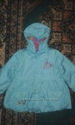 Куртка р. 104. Курточка PAMPOLINA