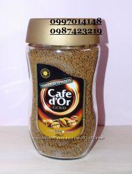 Кофе растворимый и заварной из Европпы