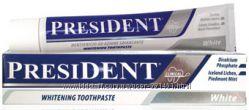Зубная паста PresiDent White Италия - для ежедневного использования