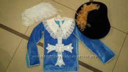 Новогодний костюм Мушкетёра 6- 12лет