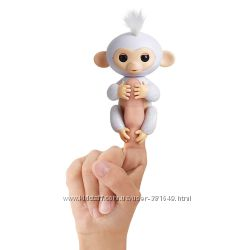 Интерактивная блестящая обезьянка. Оригинал WowWee