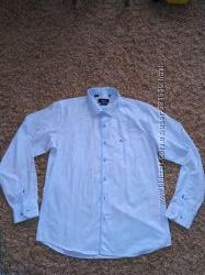 Стильная рубашка белая