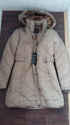 тёплое пальто размер М