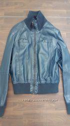 Куртка кожзам размер М