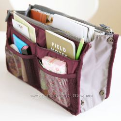 Органайзер-косметичка для сумки Bag-in-Bag