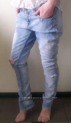Стильные бойфренды джинсы Турция
