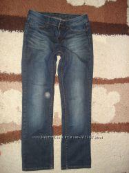 джинсы, есприт, ровные.