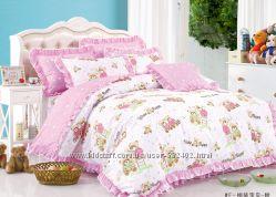 Детское постельное белье для младенцев Love you