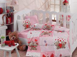 Детское постельное Cotton Box в кроватку