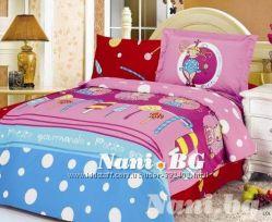 Детское полуторное постельное белье Le Vele
