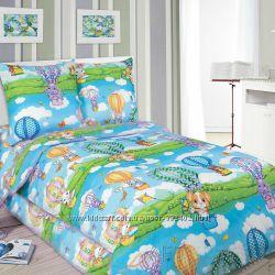 Детское постельное белье для новорожденных и подростков